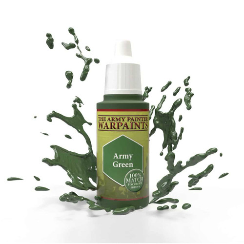The Army Painter: Army Green