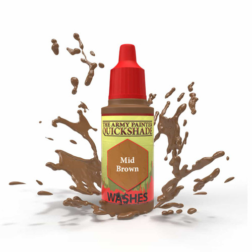 The Army Painter: Mid Brown