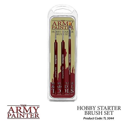The Army Painter: Hobby Starter Brush Set