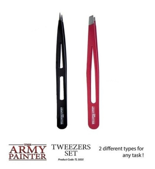 The Army Painter: Tweezers Set
