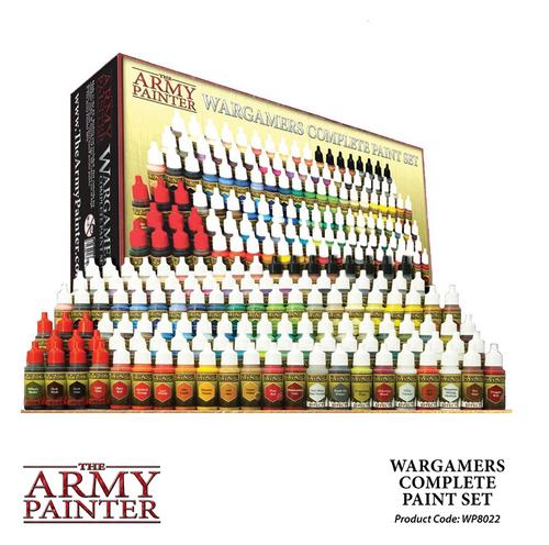 The Army Painter: Warpaints Complete Paint Set