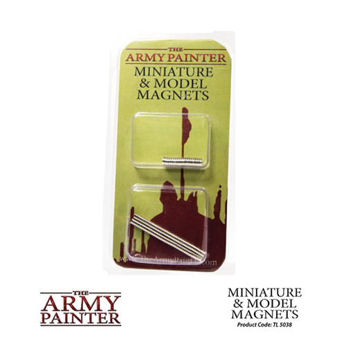 The Army Painter: Miniature and Model Magnets