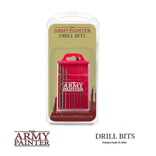 The Army Painter: Drill Bits