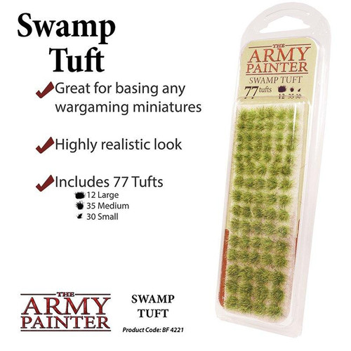 The Army Painter: Swamp Tuft