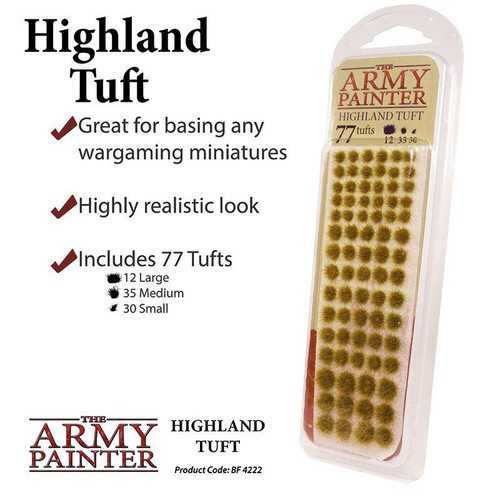 The Army Painter: Highland Tuft