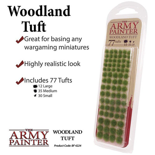 The Army Painter: Woodland Tuft
