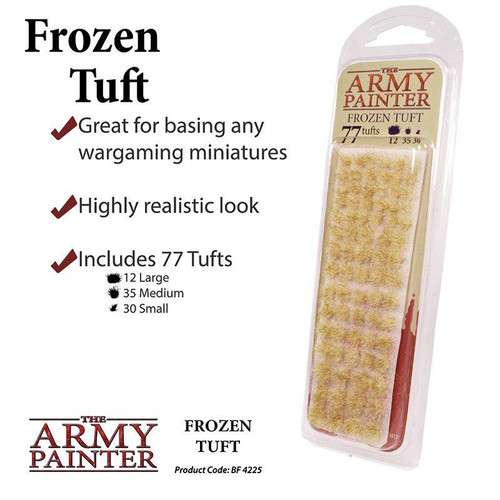 The Army Painter: Frozen Tuft