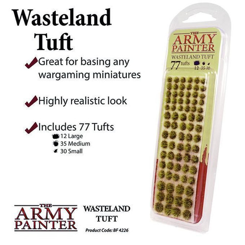 The Army Painter: Wasteland Tuft