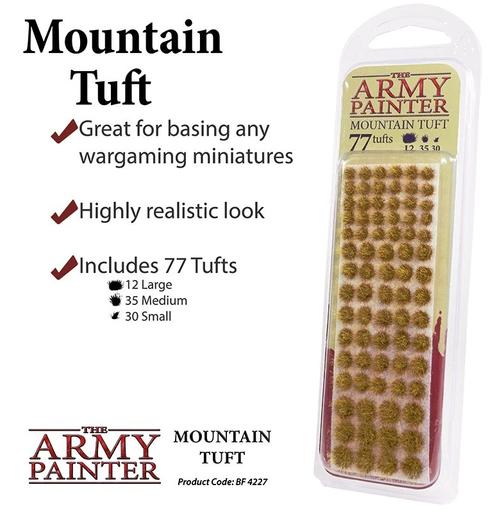 The Army Painter: Mountain Tuft
