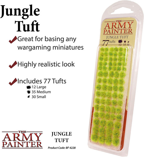 The Army Painter: Jungle Tuft