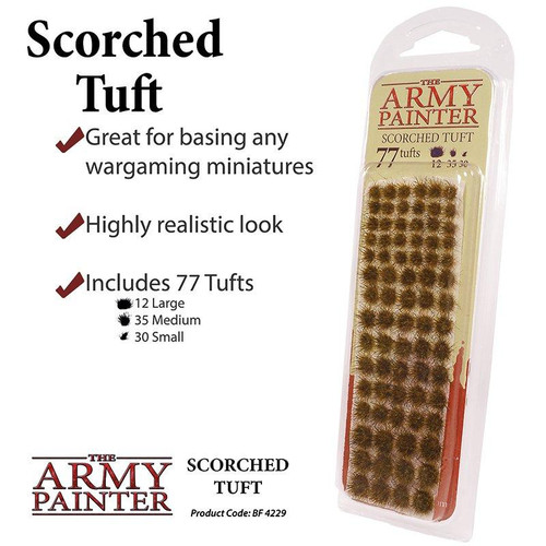 The Army Painter: Scorched Tuft