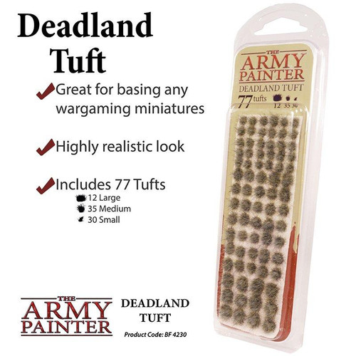 The Army Painter: Deadland Tuft