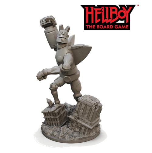 Hellboy: Giant Robot Hellboy!