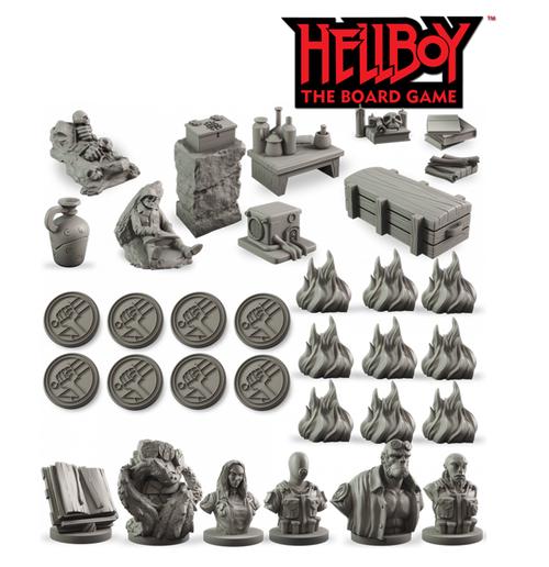 Hellboy: Counter Upgrade Set