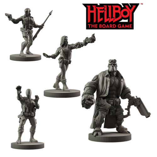 Hellboy: Core Agents