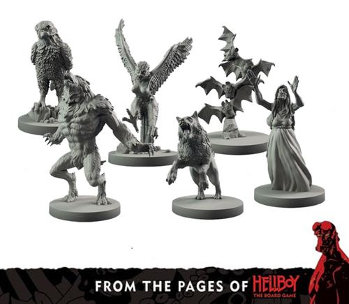 Hellboy: Dungeon Essentials Creatures