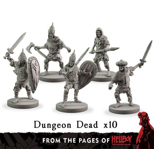 Hellboy: Dungeon Essentials Dead