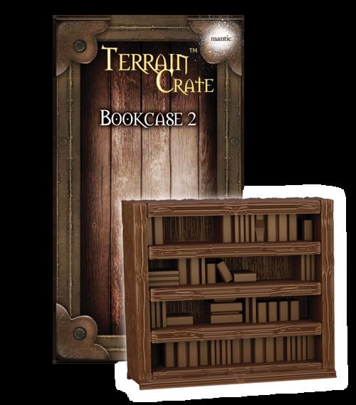TerrainCrate: Bookcase 2