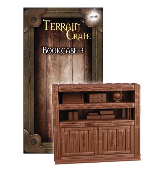 TerrainCrate: Bookcase 3