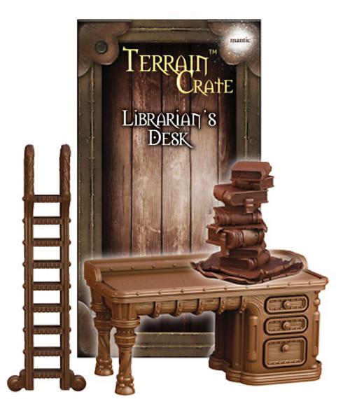 TerrainCrate: Librarian's Desk
