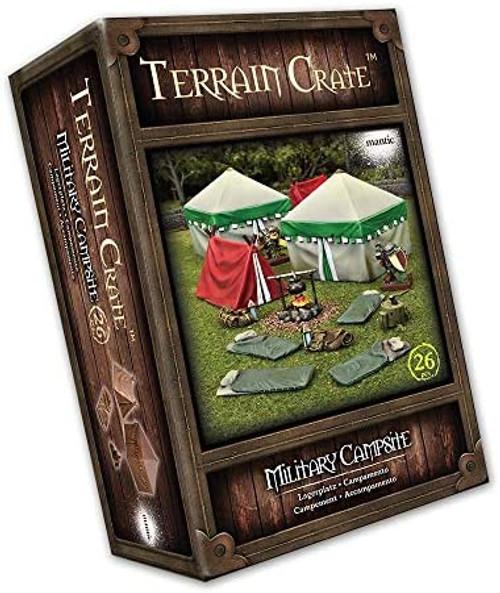 TerrainCrate: Military Campsite
