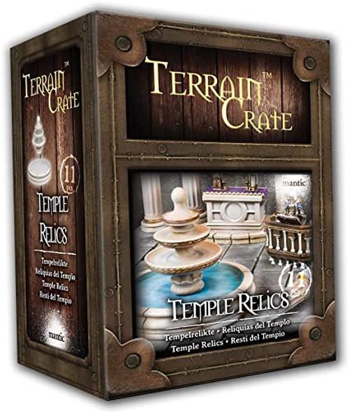 TerrainCrate: Temple Relics