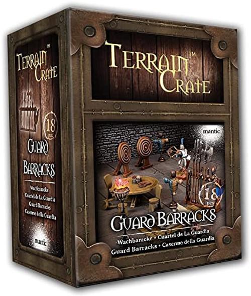 TerrainCrate: Guards Barracks