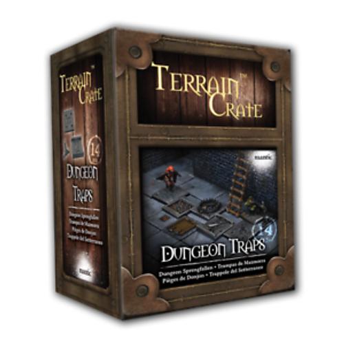 TerrainCrate: Dungeon Traps 11 pzas