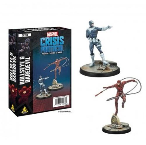 Marvel Crisis Protocol: Bullseye & Daredevil Pack
