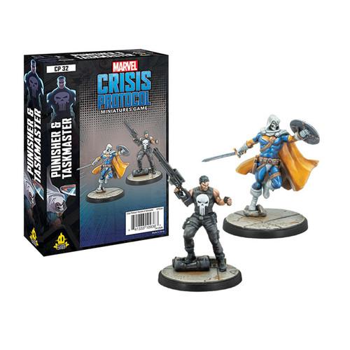 Marvel Crisis Protocol: Punisher and Taskmaster Pack