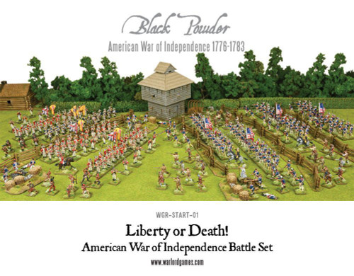 American War of Independence Liberty or Death