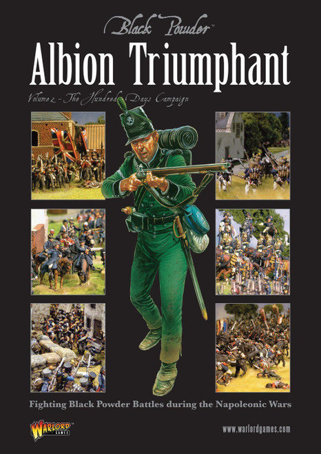 Black Powder: Albion Triumphant Pt2. Waterloo