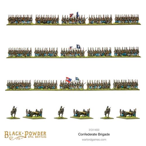 Epic Battles: American Civil War Confederate Brigade