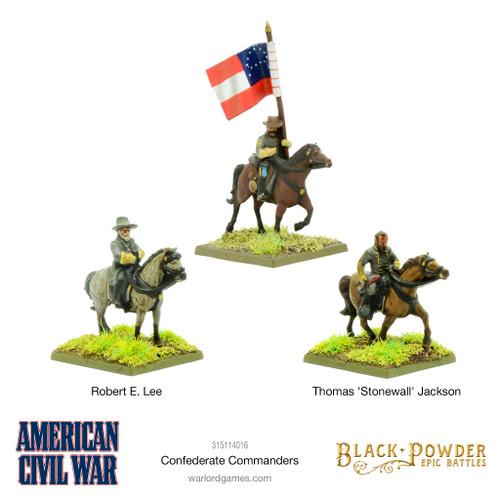 Epic Battles: American Civil War Confederate Command