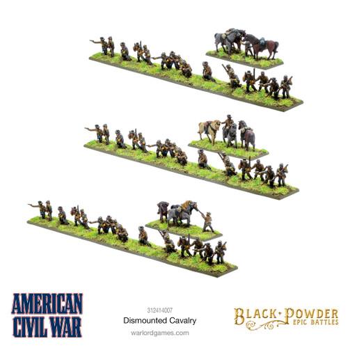 Epic Battles: American Civil War Dismounted Cavalry