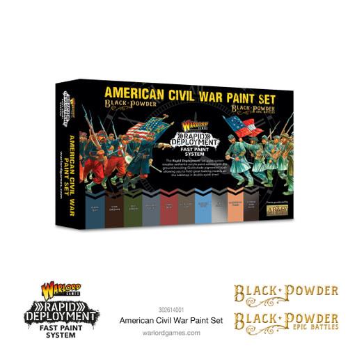 Epic Battles: American Civil War Paint Set