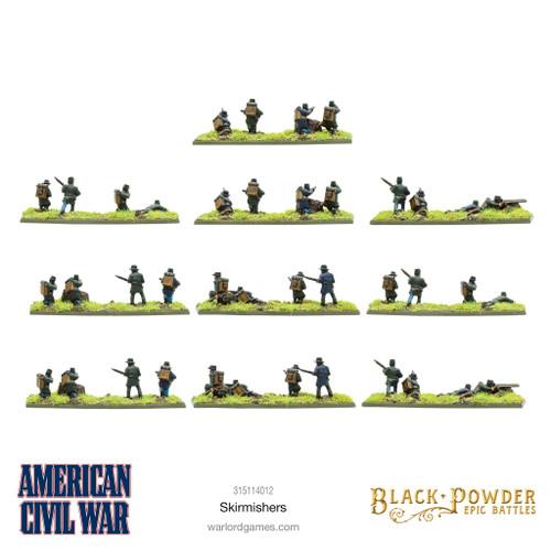 Epic Battles: American Civil War Skirmishers