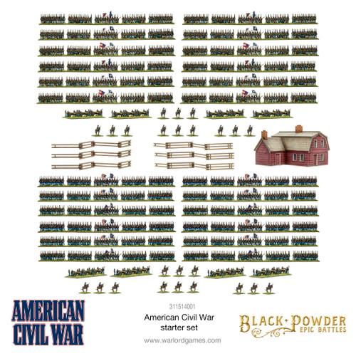Epic Battles: American Civil War Starter Set