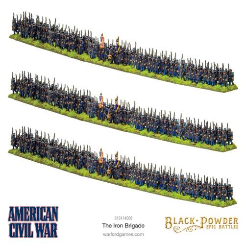 Epic Battles: American Civil War The Iron Brigade