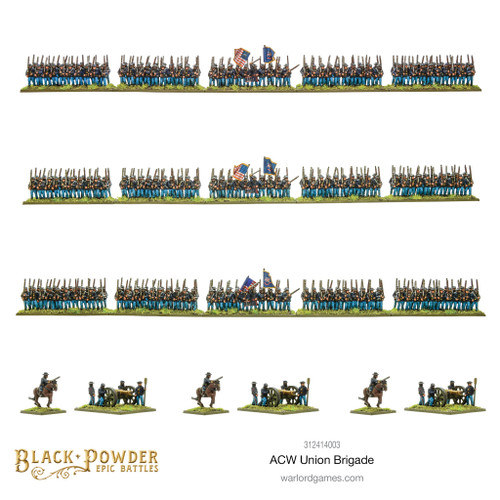 Epic Battles: American Civil War Union Brigade
