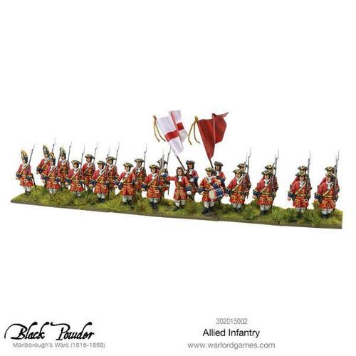 Marlborough's Wars Infantry of the Grand Alliance