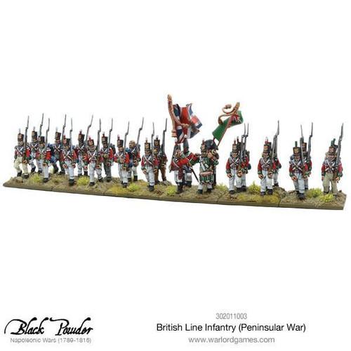 Napoleonic Wars: British Line Infantry (Peninsular)