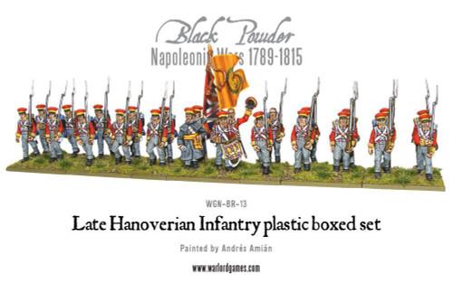 Napoleonic Wars: Hanoverian Infantry