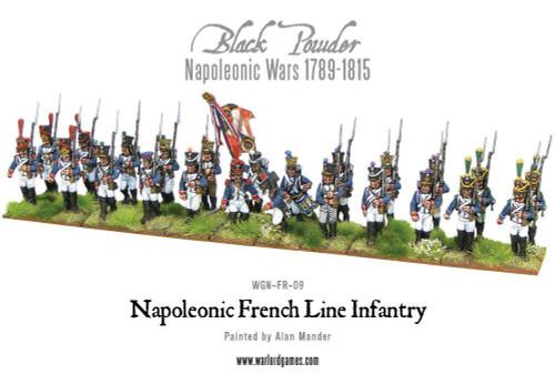 Napoleonic Wars: French Line Infantry 1806-1810
