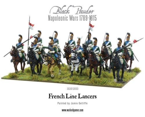 Napoleonic Wars: French Line Lancers