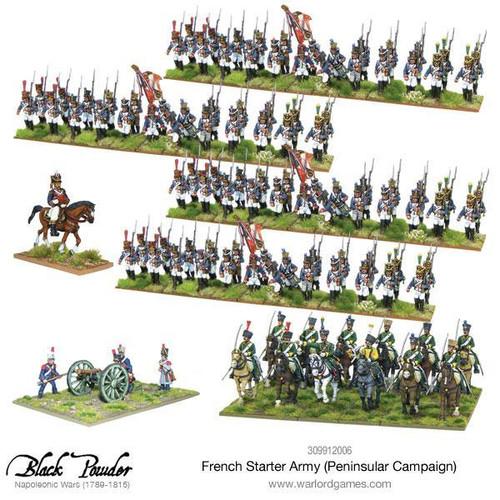 Napoleonic Wars: Napoleonic French starter army (Peninsular campaign)