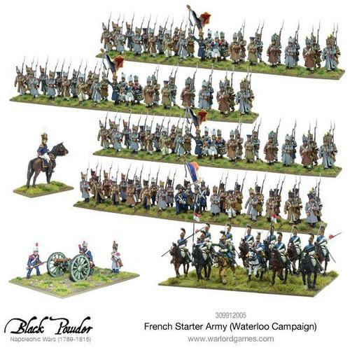 Napoleonic Wars: Napoleonic French starter army (Waterloo campaign)