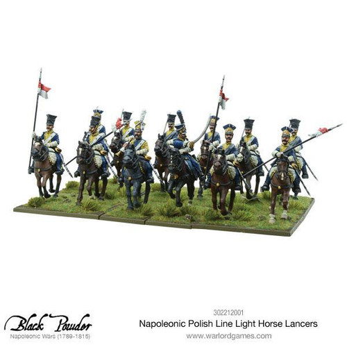 Napoleonic Wars: Polish Line Light Horse Lancers