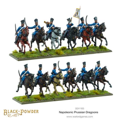 Napoleonic Wars: Prussian Dragoons