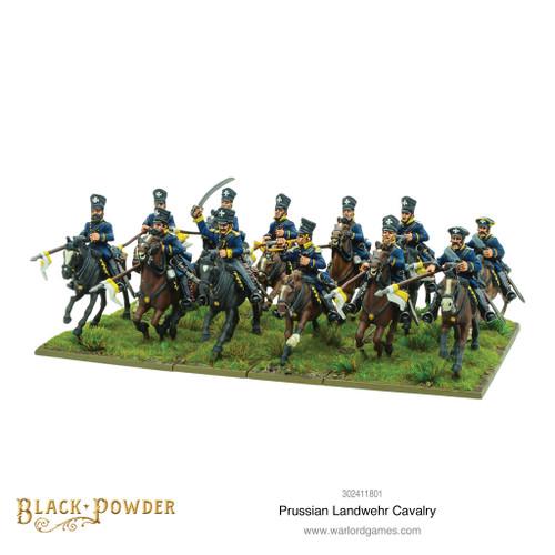 Napoleonic Wars: Prussian Landwehr cavalry